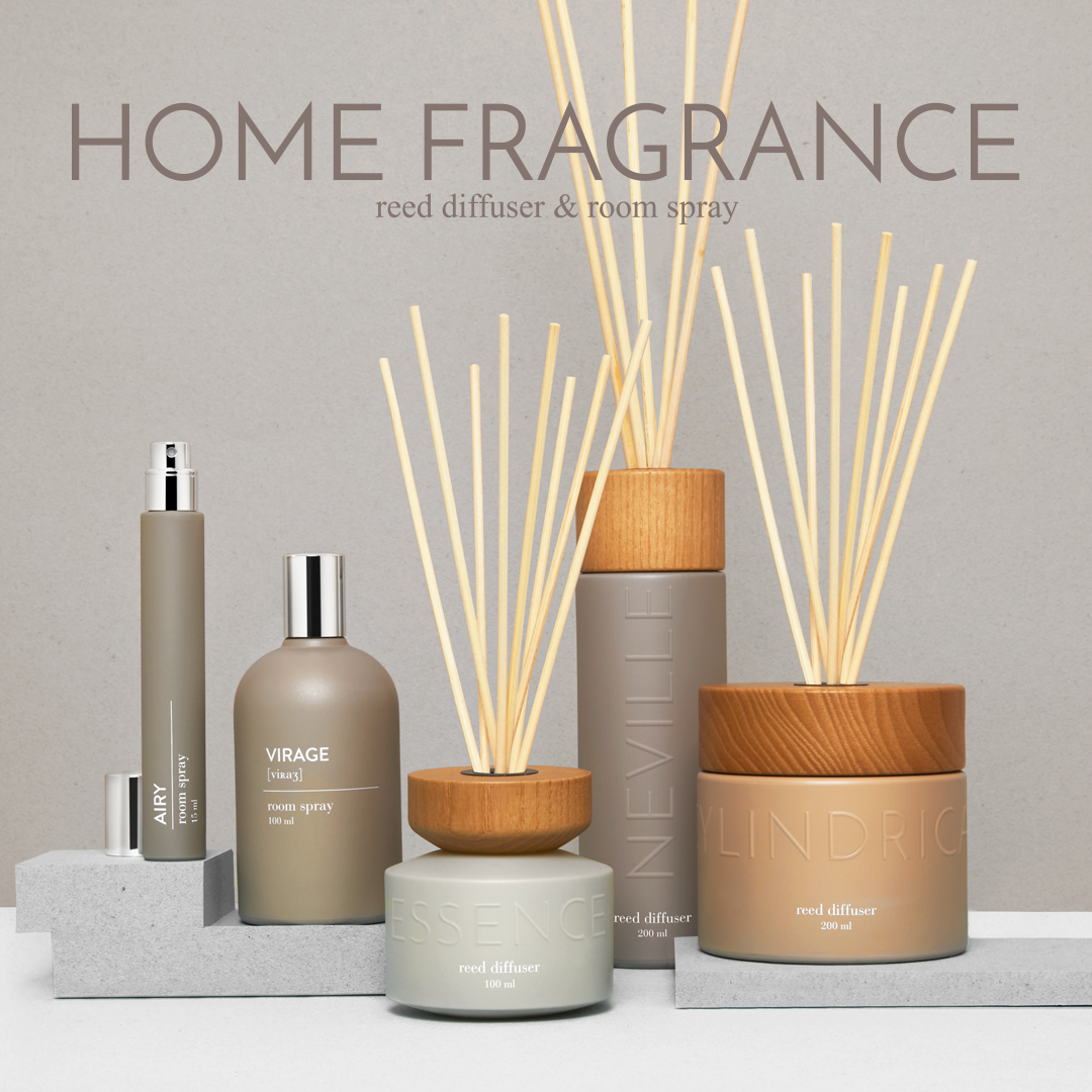 Home Fragrance Collection - Premi Beauty Industries